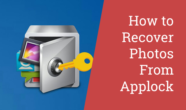 How to Recover Photos from Applock
