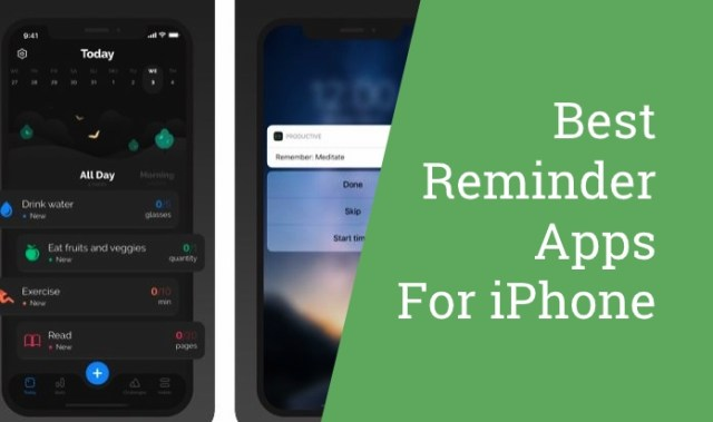 Best Reminder Apps for iPhone