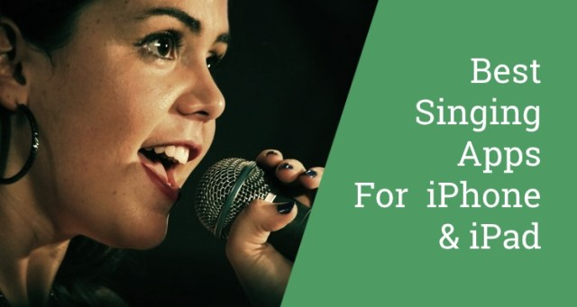 Best Singing Apps for iPhone