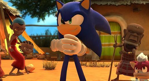 SEGA HD Sonic Unleashed In Retrospective The Solaris