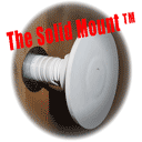 The SolidMount was issued a U.S. Patent and designed for fiberglass