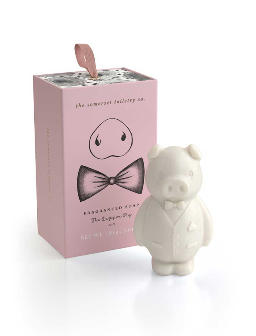 Animal Shaped Soap By The Somerset Toiletry Company