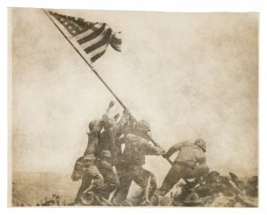 irajima flag raising