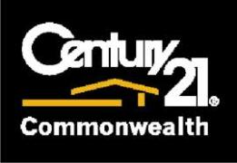 century 21 real estate new black logo