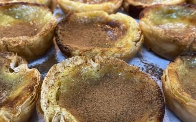 Pasteis De Nata – The Best Portuguese Dessert