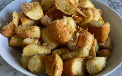 The BEST Croutons
