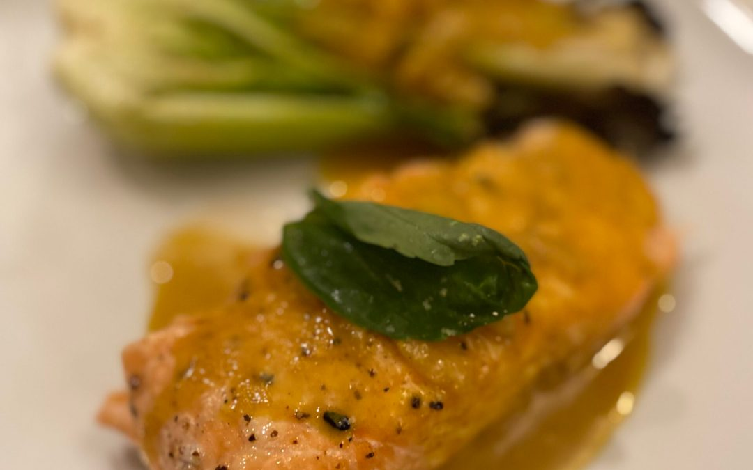 Curry Beurre Blanc