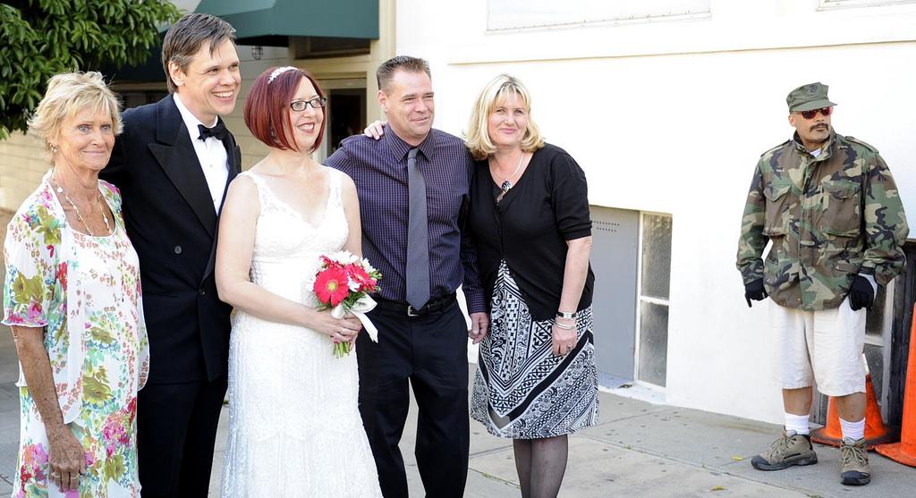 Worst. Wedding Crasher. Ever!