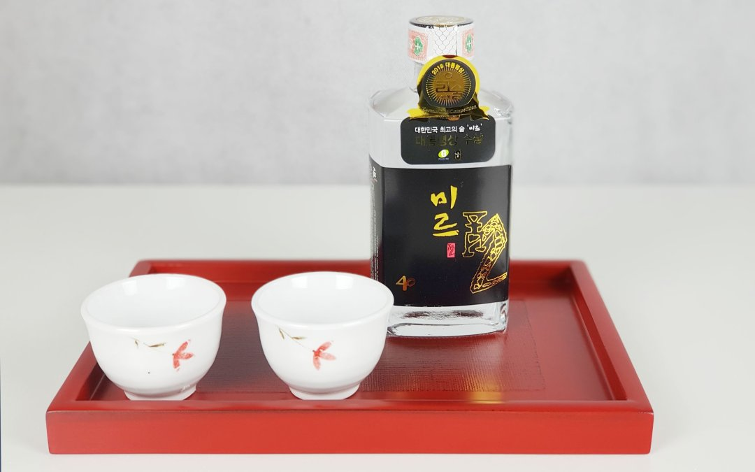 What Is the Alcohol Content of Soju?