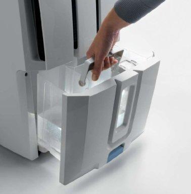 DeLonghi DD50PE Dehumidifier Review