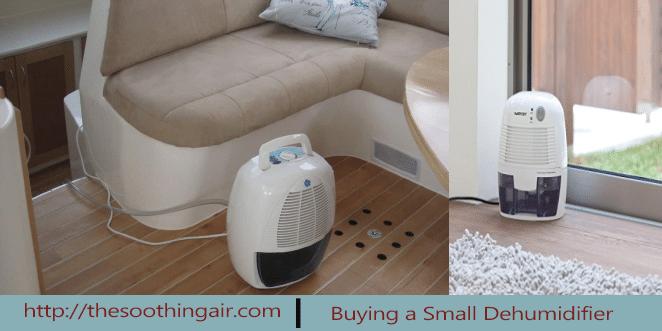small dehumidifiers