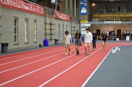 Barton Hall track