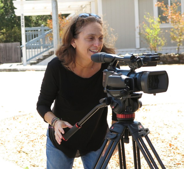 Lisa Klein Director Behind Camera
