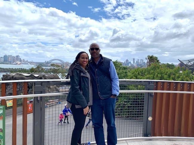 Sydney skyline views, Taronga Zoo, favorite travel experiences, 2018 travel, top 5 travel adventures of 2018