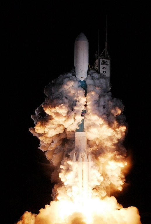 Delta Rocket Launch