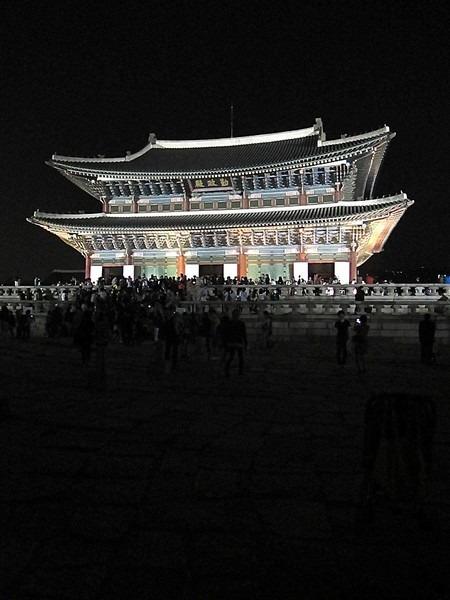 Gyeongbokgung Palace Always a Draw