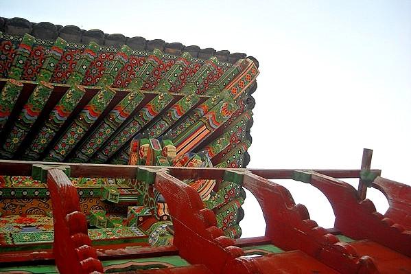Pyocheongsa Buddhist Temple, Miryang, Korea