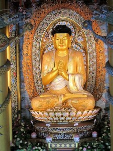 Jeju, Korea: Yakcheonsa Buddhist Temple