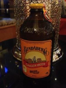 Sydney, Australia: Ginger Beer