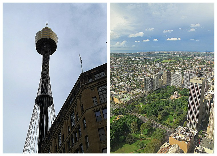 Sydney, Australia: The Sydney Tower