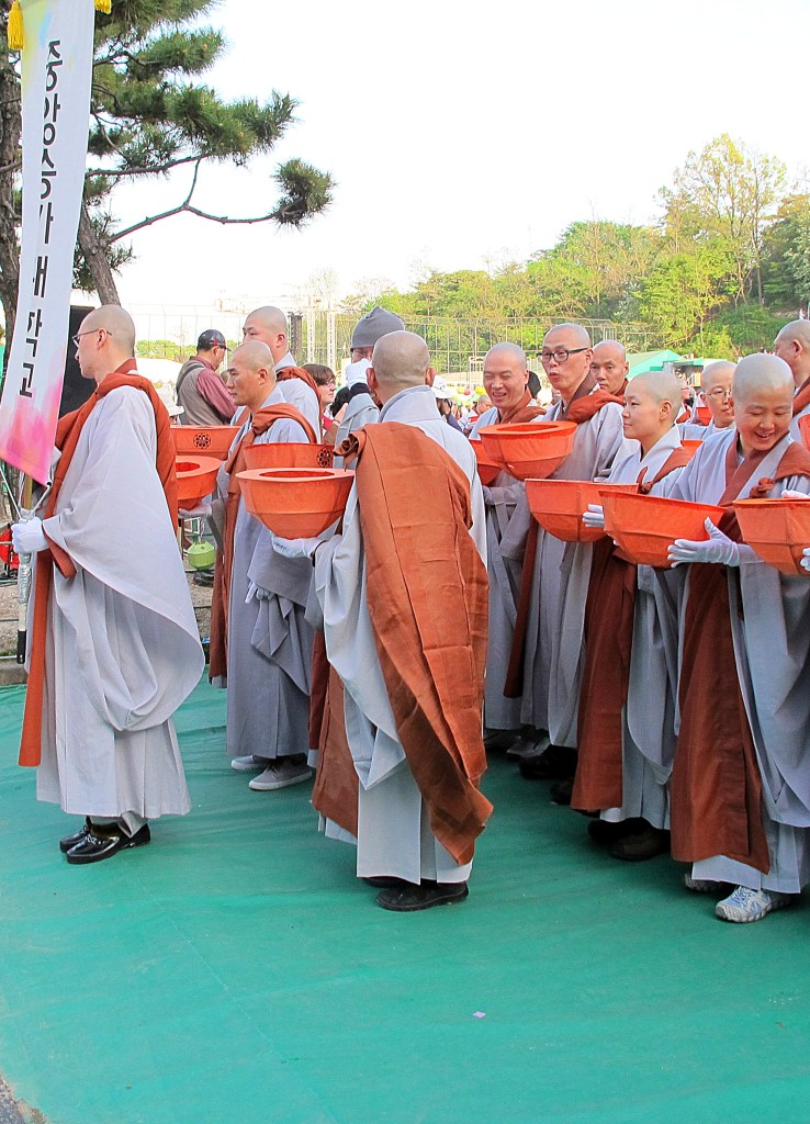 Eoulim Madang Monks