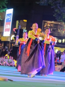 Seoul, Korea: Lotus Lantern Festival 2013, Performance
