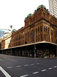 Sydney, Australia: The QVB