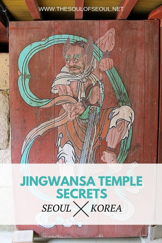Jingwansa Temple Secrets Seoul, Korea