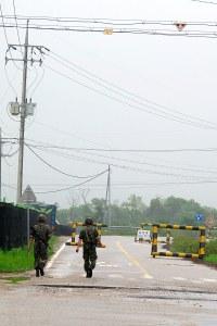 Cheorwan Soldiers