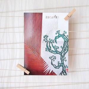 Escape! Postcard