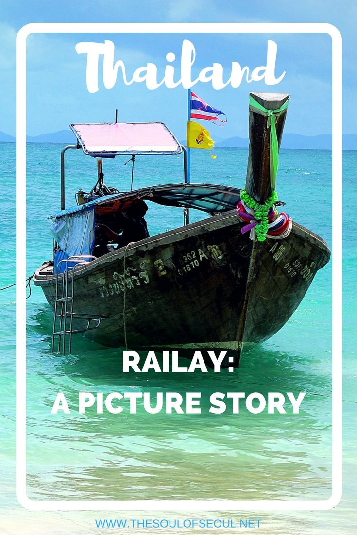 Railay, Thailand: A Picture Story