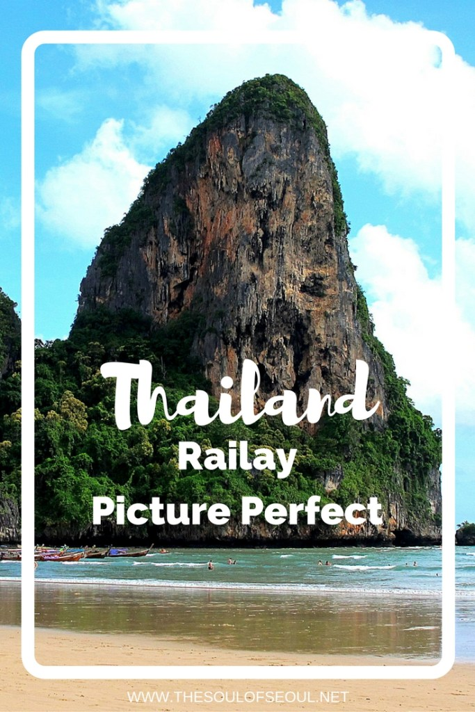 Railay, Thailand: Picture Perfect