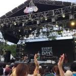 Every Single Day at Jisan Rock Festival, Korea