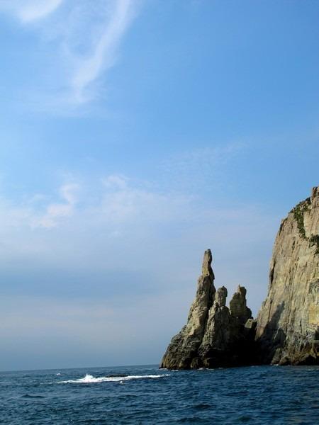 Haegeumgang, Geoje Island, Korea