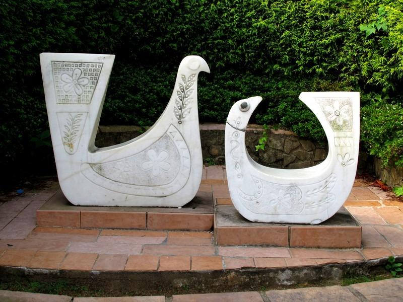 Oedo-Botania, Oedo Island Botanical Garden, Geoje, Korea