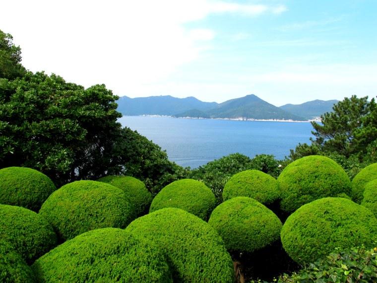 Oedo Island