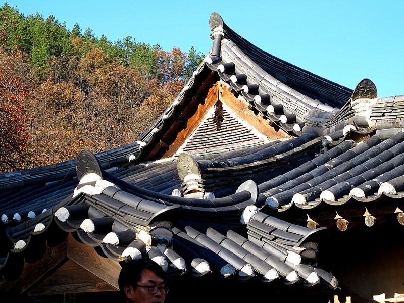 Songso Gotaek, Traditional Nobleman's Home, Cheongsong, Korea