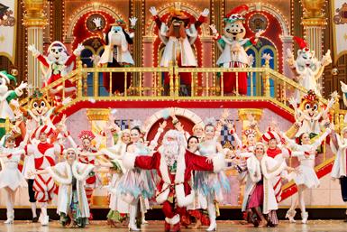 Lotte World Christmas Festival