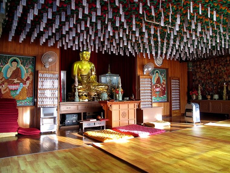 Taejongsa Temple