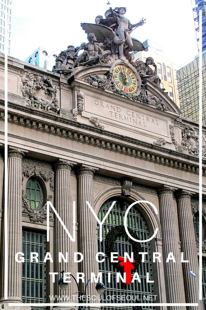 New York City: Grand Central Terminal: No trip to NYC would be complete without a stop at Grand Central Terminal. Beautiful pictures and more of the terminal and where to eat inside too!