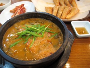 Korean Food: Stew, Chuotang 추어탕