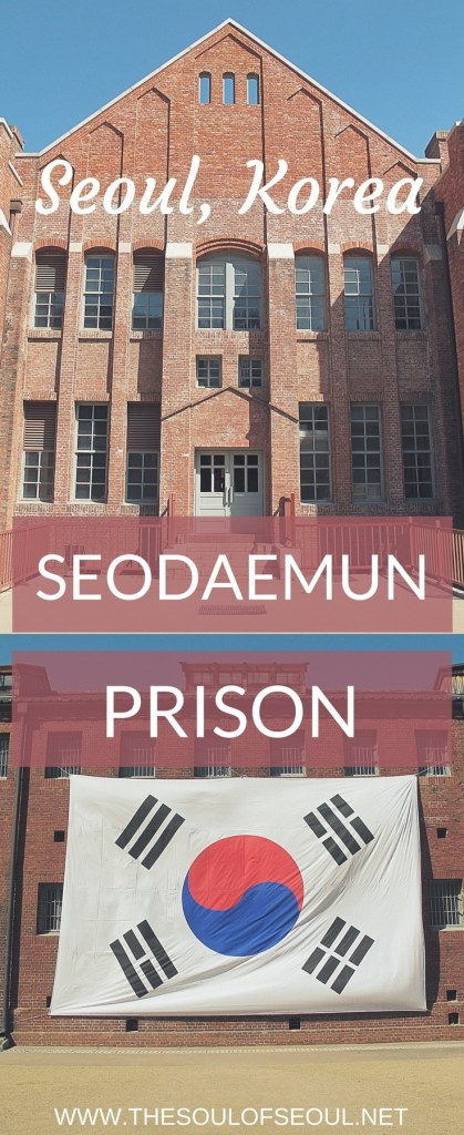 Seodaemun Prison, Seoul, Korea: Seodaemun Prison was originally built in 1907 and opened in 1908 to imprison Korean independence fighters who resisted the Japanese colonization. This is a must see site in Seoul, Korea.