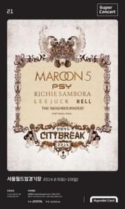 Citybreak Festival poster