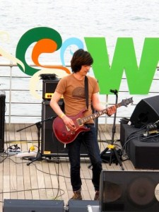 Every Single Day at Greenplugged Festival 2014 at Nanji Hangang Park, Seoul, Korea. Live in concert. Korean indie band.
