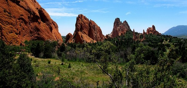 Colorado Springs, Colorado: Garden of the Gods