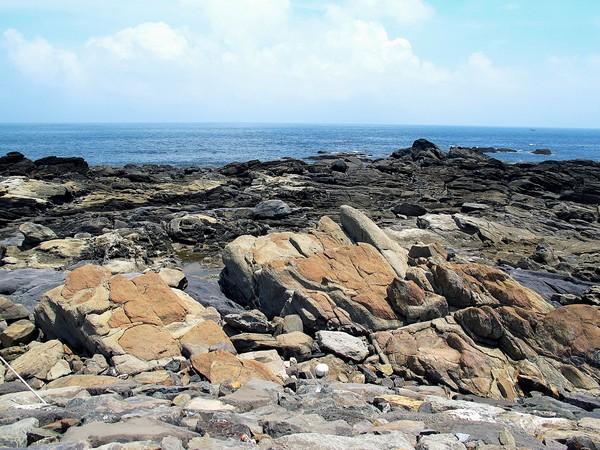 Jeju, Korea: Gapa Island
