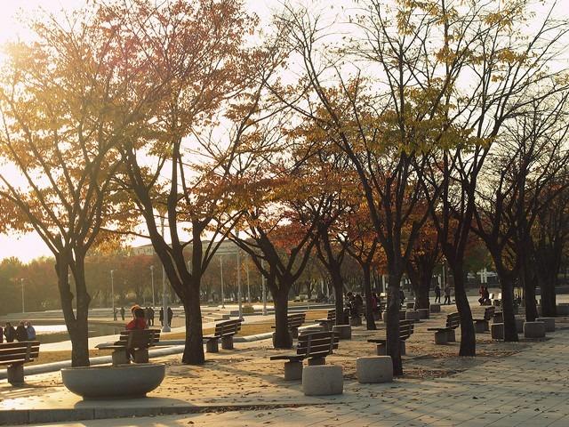 Seoul, Korea: Pyeonghwa Park, Mapo-gu