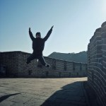 Bejing, China: The Great Wall at Mutianyu