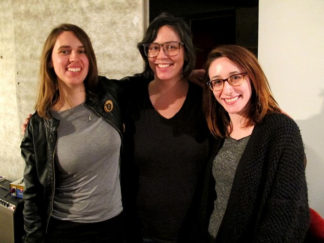 CrazyMultiply curators: Amy Smith, Marina Carstens & Unmaru