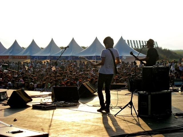 Busan Rock Festival, 2009